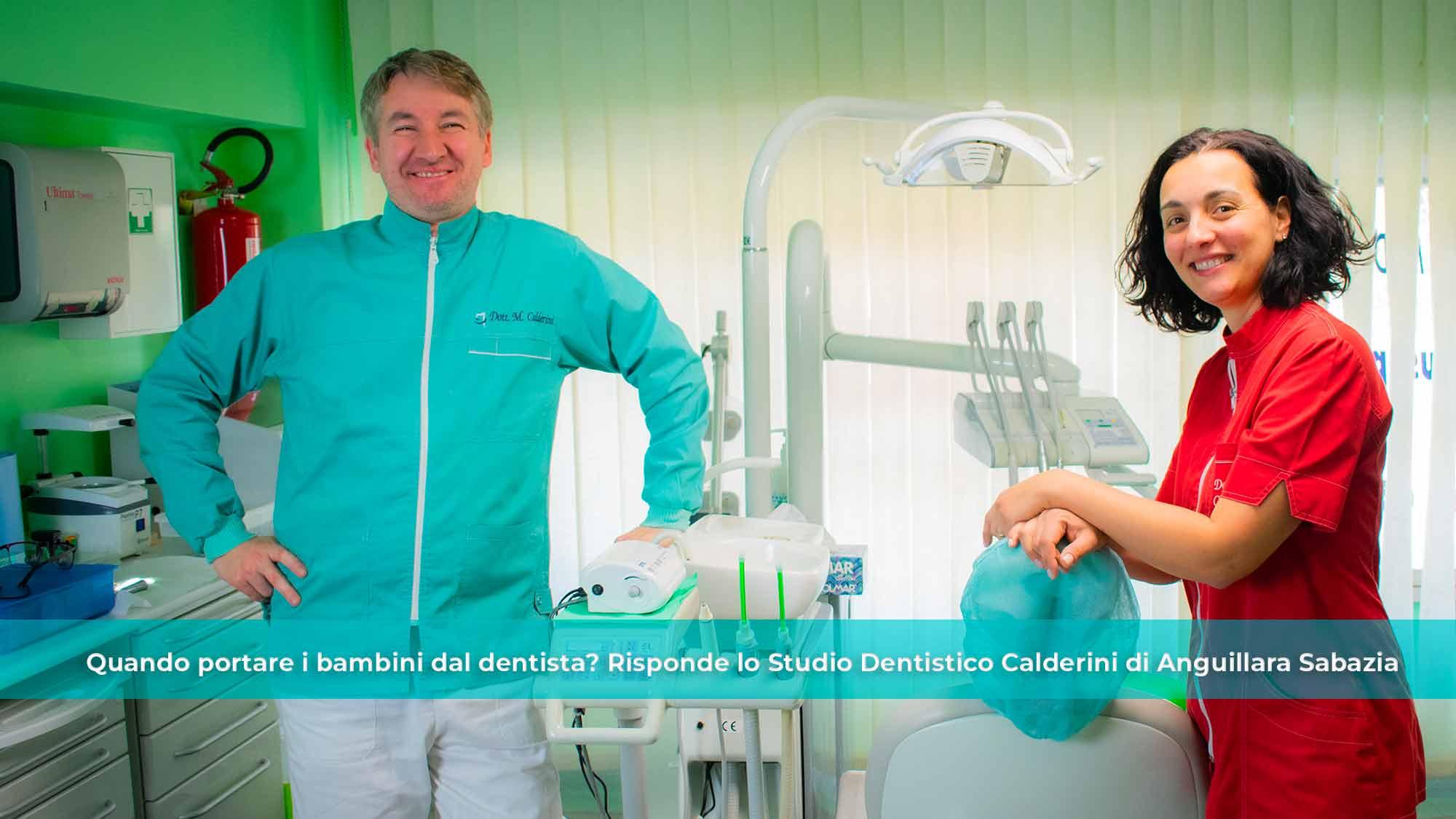 dentista bambini anguillara sabazia